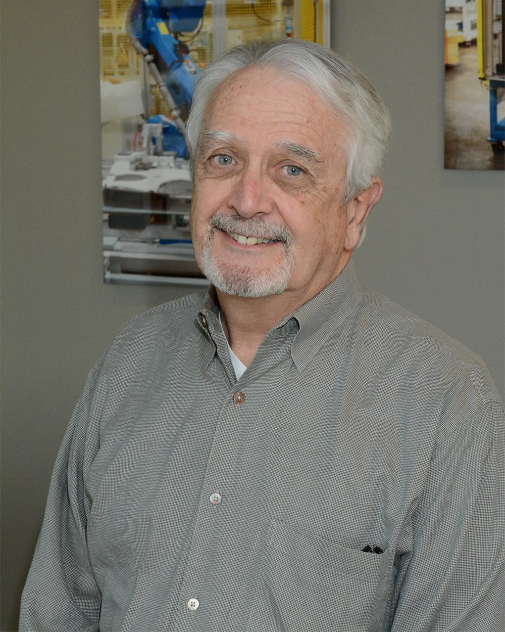 Bruce Hackett